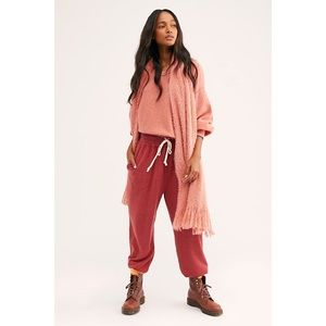 NWT Free People Slouchy Jogger
